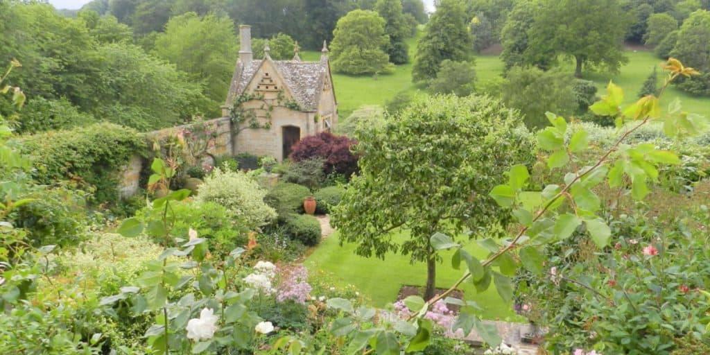 campden house gardens