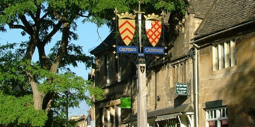 chipping campden coat of arms