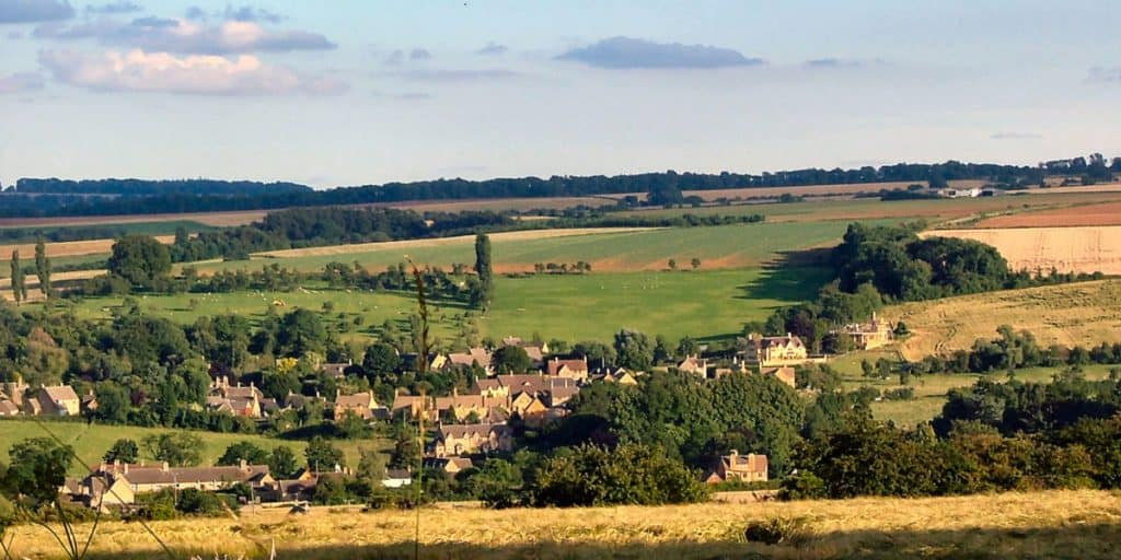 chipping campden top farm