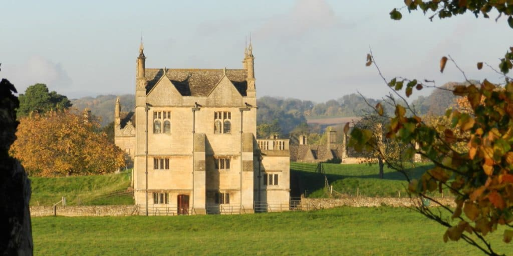 old chipping campden house